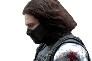 Winter Soldier Bucky PNG Pic PNG Clip art