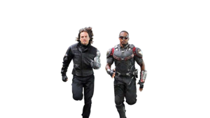 Winter Soldier Bucky Transparent PNG PNG clipart