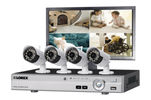 Wireless Security System PNG Transparent PNG Clip art
