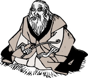 Wise Man PNG Pic PNG Clip art