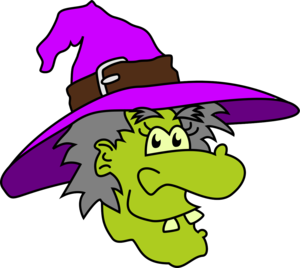 Witch Face PNG Free Download PNG Clip art