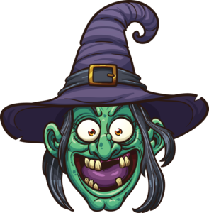 Witch Face PNG Pic PNG Clip art