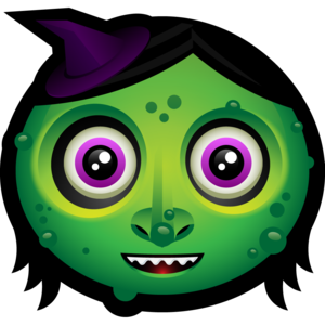 Witch Face PNG Transparent Image PNG Clip art