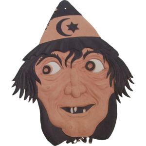 Witch Face Transparent Background PNG Clip art