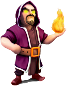 Wizard PNG HD PNG icon