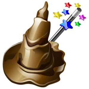 Wizard Transparent Background PNG Clip art