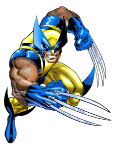 Wolverine PNG Pic PNG Clip art