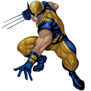 Wolverine Transparent Background PNG icon
