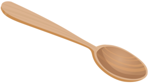 Wooden Spoon PNG Clipart PNG Clip art