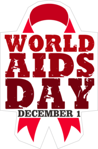 World AIDS Day PNG Transparent PNG Clip art