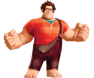 Wreck It Ralph PNG Photo PNG Clip art