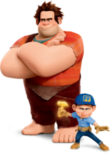 Wreck It Ralph Transparent PNG PNG Clip art