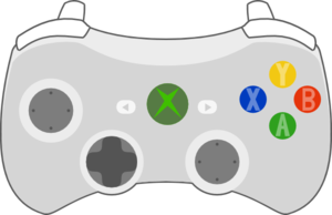 Xbox Controller PNG Free Download PNG Clip art