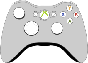 Xbox Controller PNG HD PNG Clip art