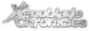 Xenoblade Chronicles Logo PNG Clipart PNG icon