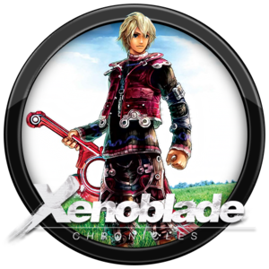 Xenoblade Chronicles PNG Image Free Download PNG Clip art