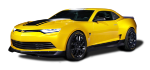 Yellow Camaro PNG Free Download PNG Clip art