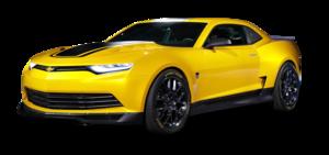 Yellow Camaro PNG Free Download PNG Clip art