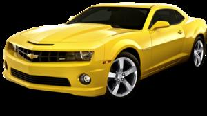 Yellow Camaro PNG HD PNG Clip art