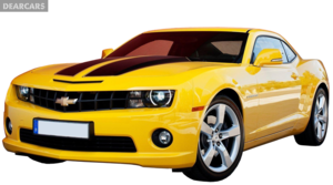 Yellow Camaro PNG Image PNG Clip art