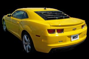Yellow Camaro PNG Pic PNG Clip art
