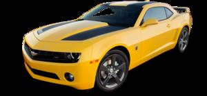 Yellow Camaro PNG Transparent Image PNG Clip art
