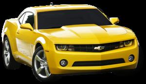 Yellow Camaro Transparent PNG PNG Clip art