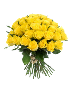 Yellow Flowers Bouquet Transparent PNG PNG icons