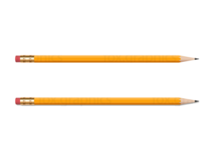 Yellow Pencil PNG Transparent Image Clip art