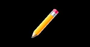 Yellow Pencil Transparent PNG PNG Clip art