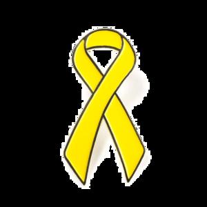 Yellow Ribbon Download PNG Image PNG Clip art