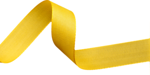 Yellow Ribbon PNG Clipart PNG Clip art