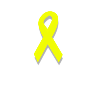 Yellow Ribbon PNG Transparent Picture PNG Clip art