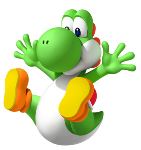 Yoshi PNG File PNG clipart