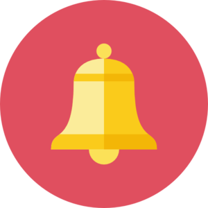 YouTube Bell Icon PNG Transparent Picture PNG Clip art