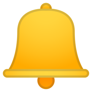 YouTube Bell Icon Transparent PNG PNG Clip art