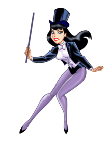 Zatanna PNG File PNG Clip art