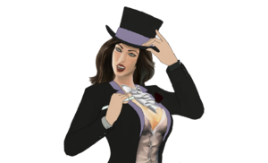 Zatanna PNG Pic PNG Clip art