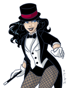 Zatanna Transparent Background PNG Clip art