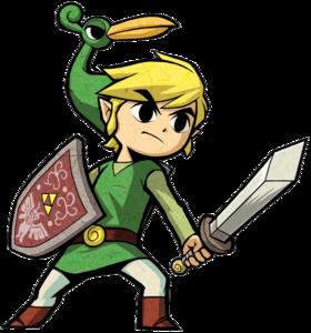 Zelda Link PNG File PNG clipart