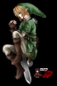 Zelda Link PNG Free Download PNG Clip art