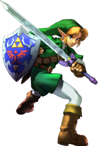 Zelda Link PNG Pic PNG clipart