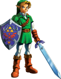 Zelda Link PNG Transparent Picture PNG icon