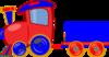 Loco Train Art icon png