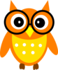 Front View Owl icon png