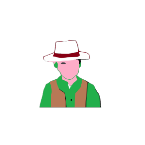 Cowboy icon png
