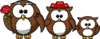 Owl Family icon png