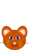 Cat Face icon png