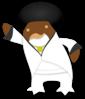 Disco Penguin icon png