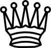 Small Crown icon png